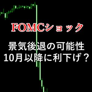 FOMC利下げ