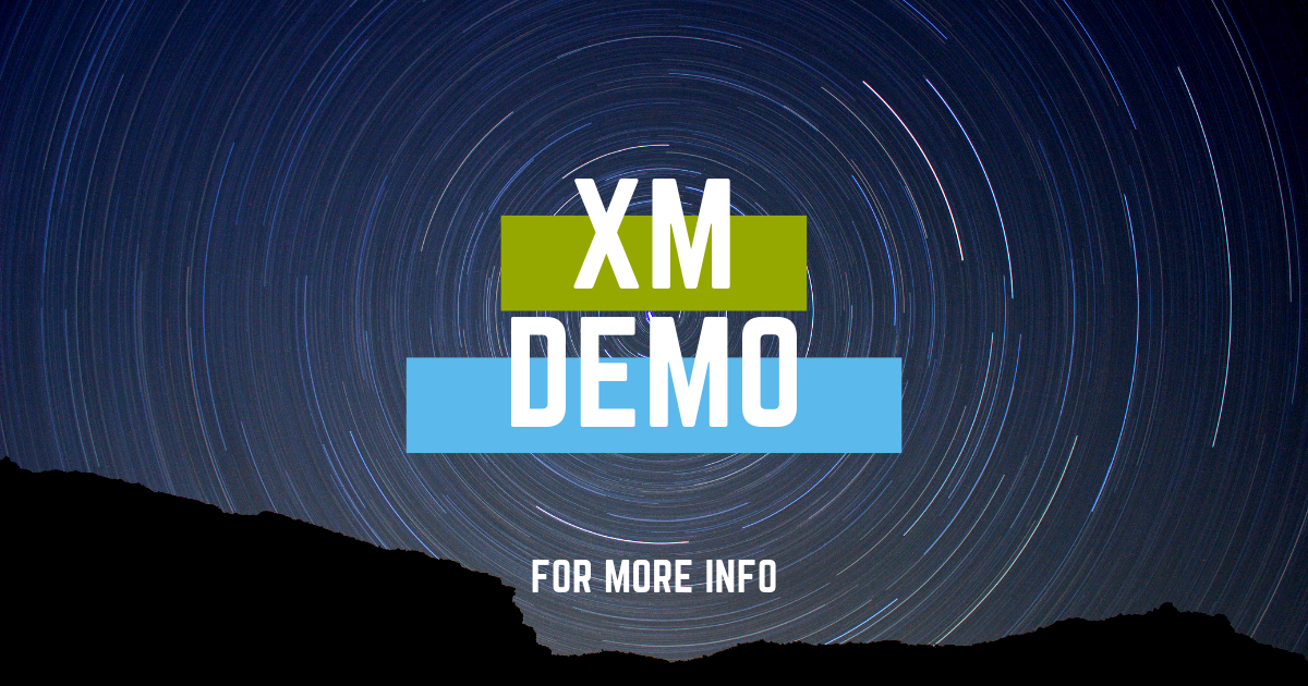 XMデモ口座(開設/ログイン/リセット)